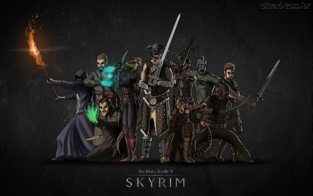 Игра The Elder Scrolls V: Skyrim